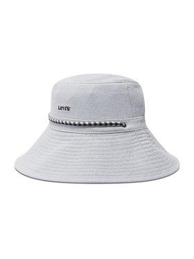 Levi's® Levi's® Klobúk typu bucket 232541-0112-0013 Sivá