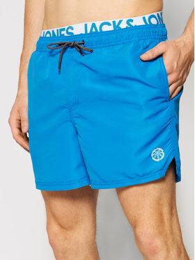Jack&Jones Jack&Jones Pantaloni scurți pentru înot Bali 12183795 Albastru Regular Fit