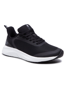 4F 4F Обувки D4L21-OBDS300 Черен