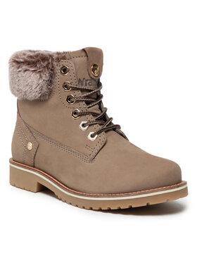 Wrangler Wrangler Ορειβατικά παπούτσια Alaska WL12520A Μπεζ