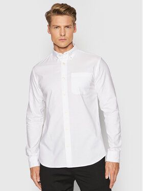 Selected Homme Selected Homme Chemise Regrick 16077359 Blanc Regular Fit