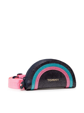 Tommy Hilfiger Tommy Hilfiger Sac à main Mini Me Fun Bag AW0AW10148 Bleu marine