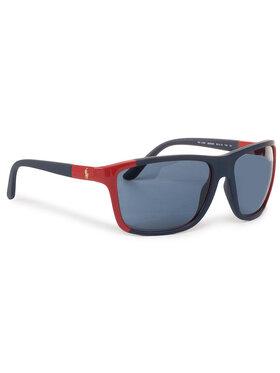 Polo Ralph Lauren Polo Ralph Lauren Slnečné okuliare 0PH4155 580980 Tmavomodrá