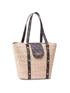 Guess Guess Дамска чанта Paloma (CS) HWSG81 12230 Бежов