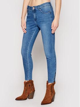 Wrangler Wrangler Jeansy Body Bespoke W225ZD29H Modrá Skinny Fit