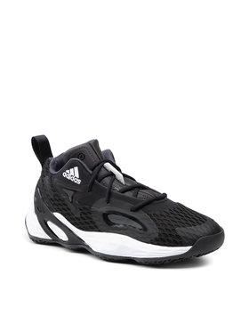 adidas adidas Topánky Exhibit A H67738 Čierna