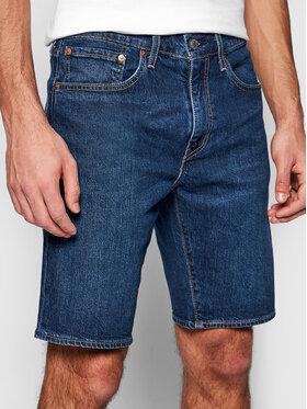 Levi's® Levi's® Džínové šortky 405™ Standard 39864-0022 Tmavomodrá Regular Fit