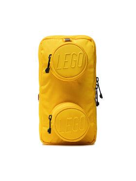 LEGO LEGO Geantă crossover Brick 1x2 Sling Bag 20207-0024 Galben