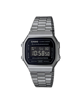 Casio Casio Годинник A168WEGG-1BEF Срібний