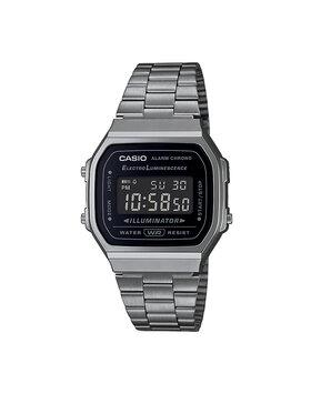 Casio Casio Laikrodis A168WEGG-1BEF Sidabrinė