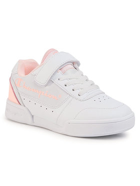 Champion Champion Sneakers Court Champ G Ps S31922-S20-WW001 Bianco