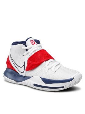 Nike Nike Topánky Kyrie 6 BQ4630-102 Biela