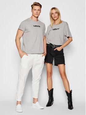 Levi's® Levi's® T-Shirt A2083-0006 Šedá Regular Fit