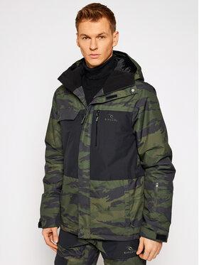 Rip Curl Rip Curl Snowboard kabát Twister SCJEA4 Zöld Regular Fit