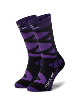 X-Socks X-Socks Chaussettes hautes femme Ski Control 4.0 XSSSKCW19W Violet