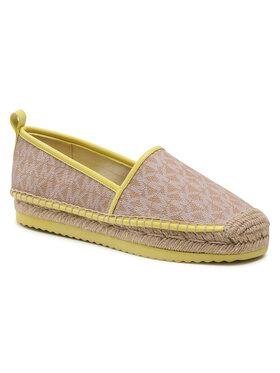 MICHAEL Michael Kors MICHAEL Michael Kors Espadryle Lenny Espadrille 40S1LNFP3B Beżowy