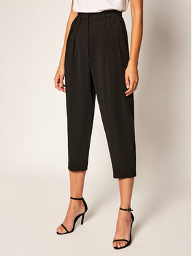 IRO IRO Culotte nadrág Loving AN050 Fekete Relaxed Fit