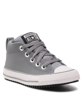 Converse Converse Trampki Ctas Street Boot Mid 671520C Szary