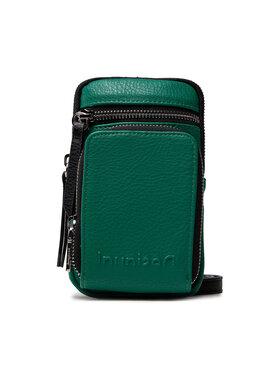 Desigual Desigual Плоска сумка 21WAYP24 Зелений