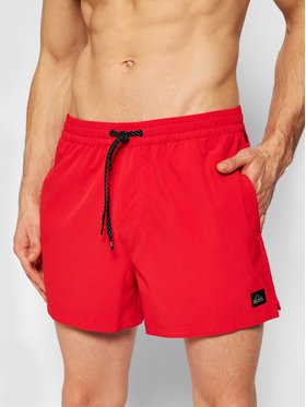"Quiksilver Quiksilver Pantaloni scurți pentru înot On Tour 15"" EQYJV03569 Roșu Regular Fit"