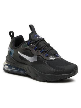 Nike Nike Chaussures Air Max 270 React Gs Noir