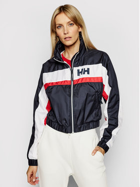 Helly Hansen Helly Hansen Neperpučiama striukė Breeze Packable Wind 53434 Tamsiai mėlyna Regular Fit