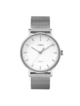 Timex Timex Hodinky Fairfield TW2R26600 Stříbrná