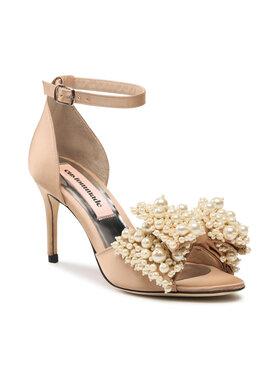Custommade Custommade Sandale Marita Pearl 999623031 Bež