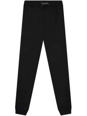 NAME IT NAME IT Spodnie dresowe Bru Noos 13153665 Czarny Regular Fit