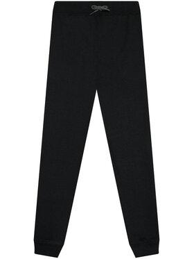 NAME IT NAME IT Teplákové kalhoty Bru Noos 13153665 Černá Regular Fit