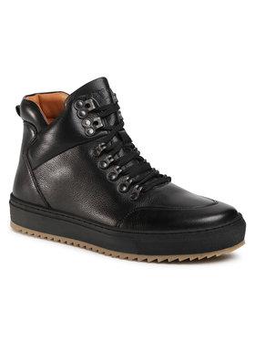 Gino Rossi Gino Rossi Kotníková obuv MI08-C798-800-03 Černá