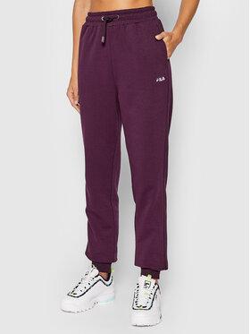 Fila Fila Pantalon jogging Edena 688930 Violet Slim Fit