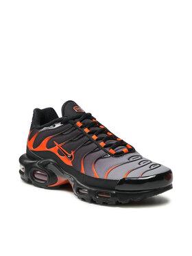 Nike Nike Boty Air Max Plus DD7111 002 Černá