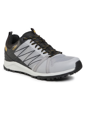 The North Face The North Face Trekkingschuhe Litewave Fastpack II Wp NF0A4PF3AQU1 Grau