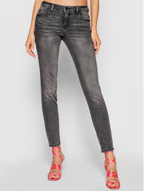 Guess Guess Jeans Curve X W1YAJ2 D4F52 Nero Shaping Fit