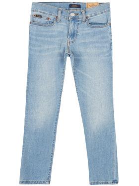 Polo Ralph Lauren Polo Ralph Lauren Τζιν Fall I 323750423 Μπλε Skinny Fit