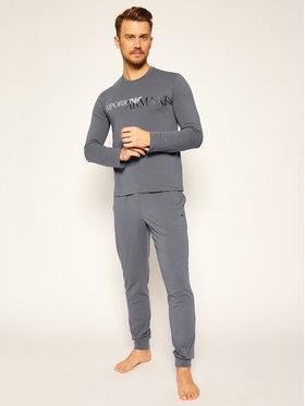 Emporio Armani Underwear Emporio Armani Underwear Пижама 111907 0A516 00044 Сив