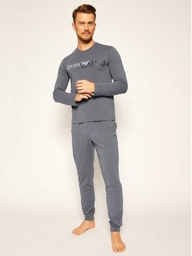 Emporio Armani Underwear Emporio Armani Underwear Pyžamo 111907 0A516 00044 Sivá