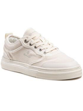 Gant Gant Sneakersy St Crew 22638678 Bílá