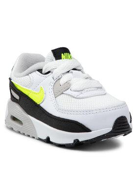 Nike Nike Обувки Air Max 90 Ltr (TD) CD6868 109 Бял