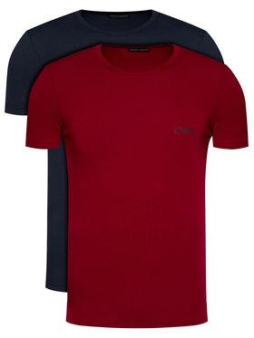 Emporio Armani Underwear Emporio Armani Underwear 2-dílná sada T-shirts 111670 0A715 70935 Barevná Slim Fit