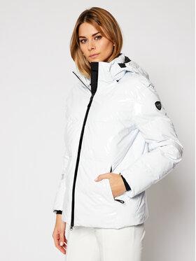 EA7 Emporio Armani EA7 Emporio Armani Skijaška jakna 6HTG10 TN6BZ 1100 Bijela Regular Fit