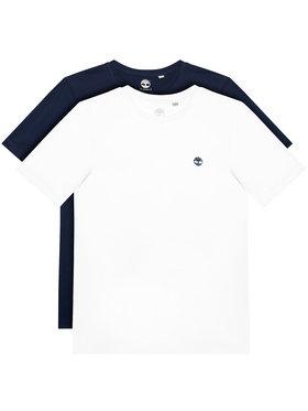 Timberland Timberland 2-dílná sada T-shirts T25S27 D Barevná Regular Fit