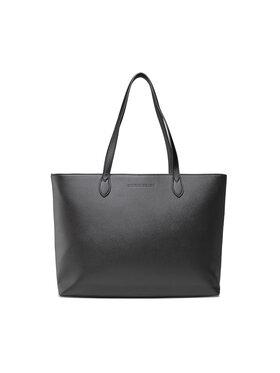 Silvian Heach Silvian Heach Handtasche Shopper Bag (Saffiano) Aspekt RCA21012BO Schwarz