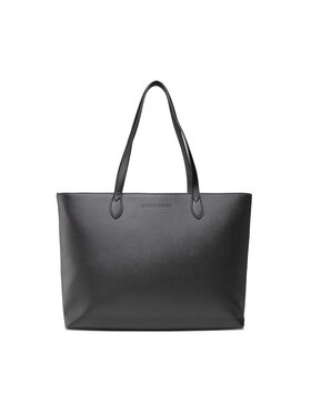 Silvian Heach Silvian Heach Rankinė Shopper Bag (Saffiano) Aspekt RCA21012BO Juoda