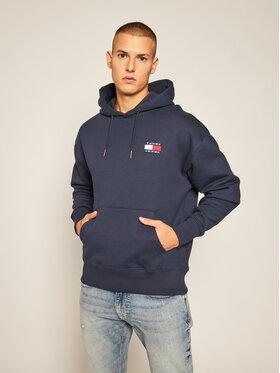 Tommy Jeans Tommy Jeans Sweatshirt Badge DM0DM06593 Dunkelblau Regular Fit