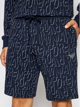 Emporio Armani Underwear Emporio Armani Underwear Športové kraťasy 111004 1P566 15735 Tmavomodrá Regular Fit