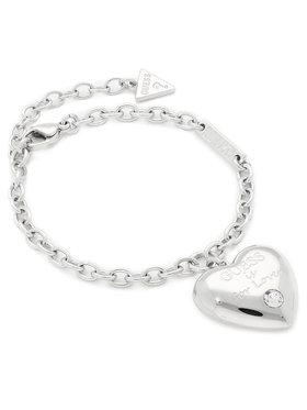Guess Guess Bracelet JUBB70 034JW S Argent