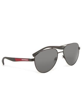 Emporio Armani Emporio Armani Слънчеви очила 0EA2105 300187 Черен