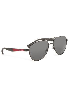 Emporio Armani Emporio Armani Sluneční brýle 0EA2105 300187 Černá